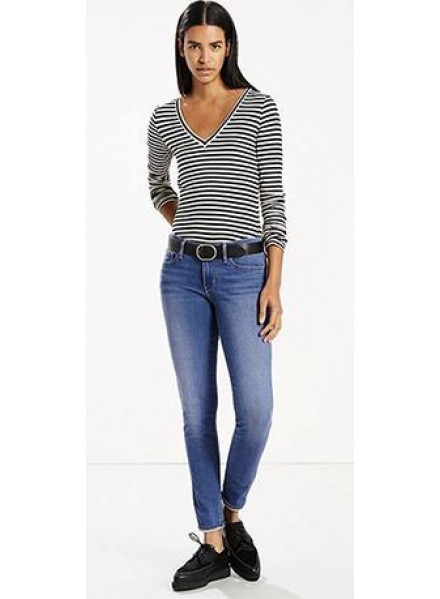 LEVIS 711 SKINNY CITY WOMAN JEANS