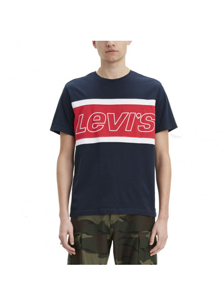 Levis Color Block T-Shirt