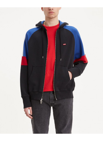 Levis Pieced Fullzip Jacket
