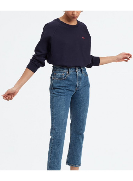 Levis Relaxed Graphic Sweatshirt