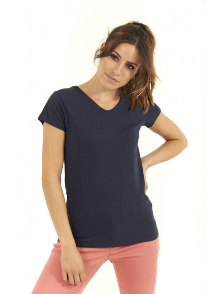 Naf Naf Blue T-Shirt