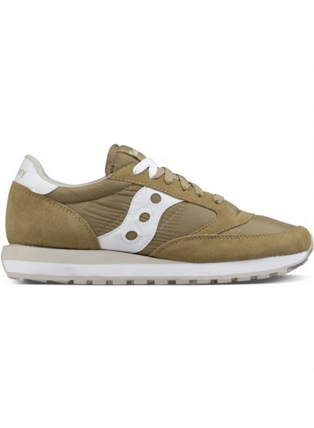 SAUCONY JAZZ BROWN SHOES MAN