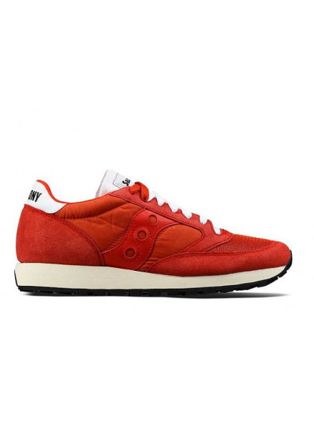 SAUCONY JAZZ ORANGE SHOES MAN