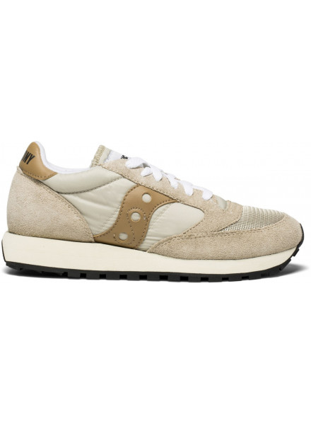 SAUCONY JAZZ VINTAGE CEMENT/TAN MAN SHOES