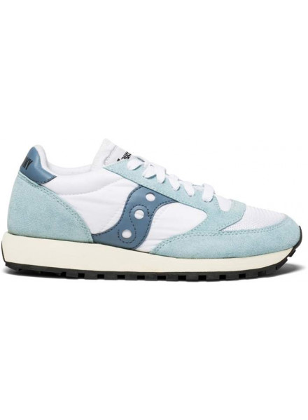 SAUCONY JAZZ ORIGINAL VINTAGE LIGHT BLUE WOMAN SHOES