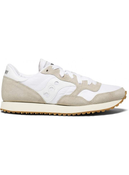 SAUCONY JAZZ ORIGINAL VINTAGE WHITE WOMAN SHOES