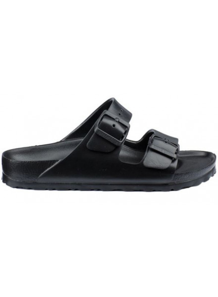 BIRKENSTOCK ARIZONA BLACK SANDALS MAN