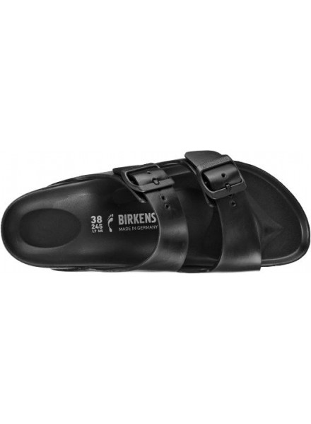 BIRKENSTOCK ARIZONA EVA BLACK WOMAN SANDALS