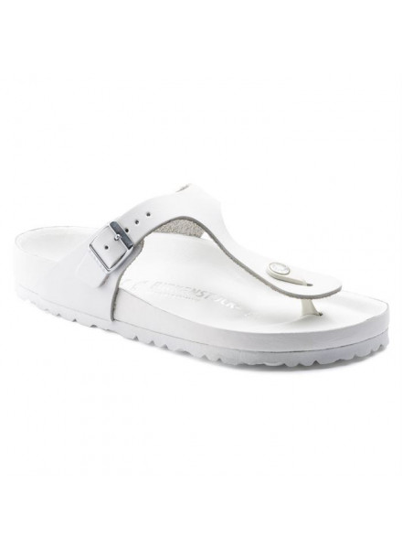BIRKENSTOCK GIZEH EVA WHITE WOMAN SANDALS