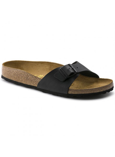 BIRKENSTOCK MADRID BLACK SANDALS MAN & WOMAN