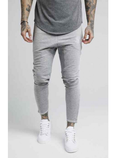Siksilk Grey Marl Man Pants