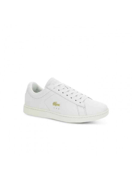 Lacoste Carnaby Evo White Woman Shoes