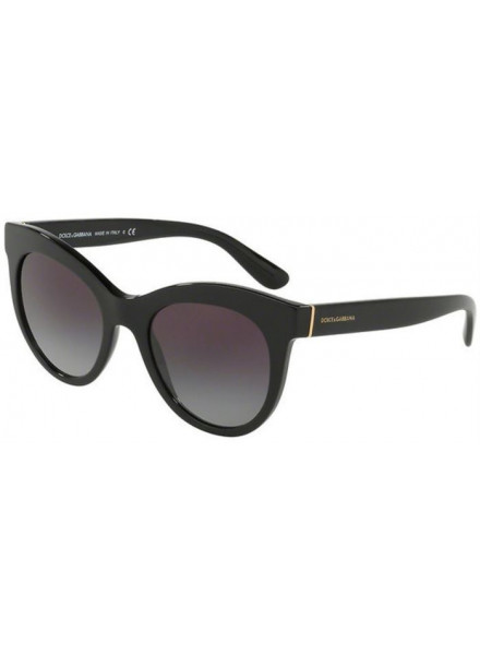 DOLCE & GABBANA DG4311 BLACK/GREY GRADIENT S.51