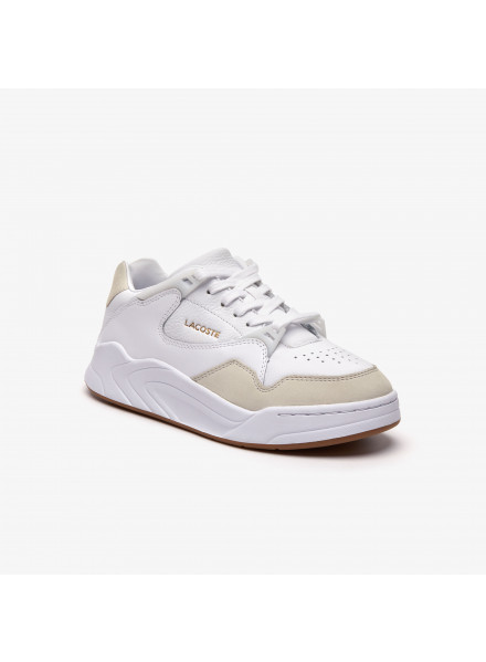 ZAPATILLA LACOSTE COURT SLAM 319 WHITE/GUM 04