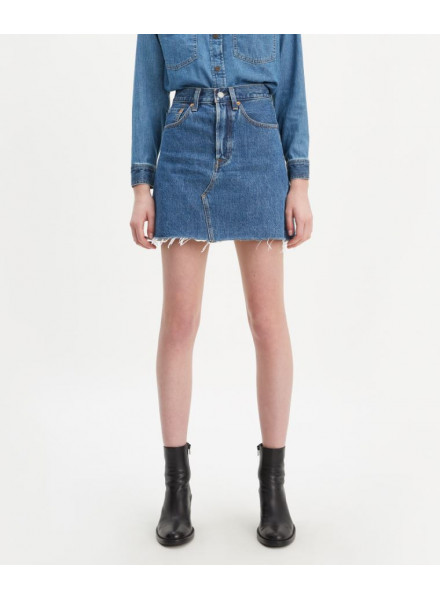 Levis Decon Iconic Skirt