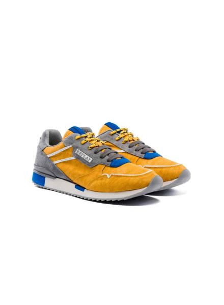 Replay Colburn Yellow Man Shoes