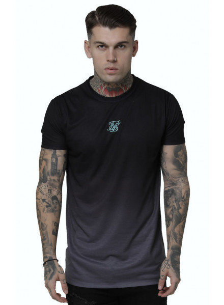 Sik Silk Reverse Collar Box T-Shirt