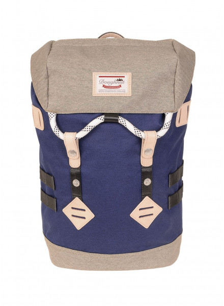 Mochila Doughnut Colorado Small Navy X Beige