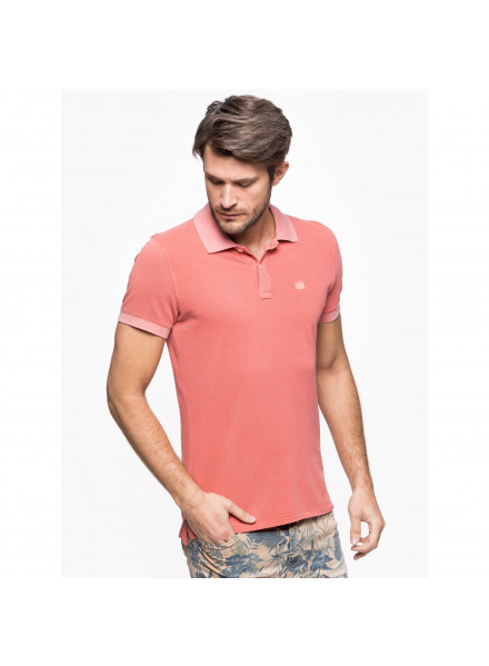 PEPE JEANS YEW POLO RED MAN
