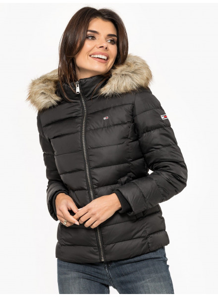 Tommy Hilfiger Hooded Jacket Woman