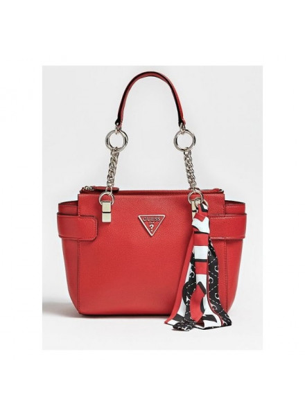 Bolso Guess Analise Society Red