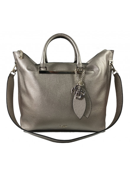Guess Lou Lou Large Satchel Handbag