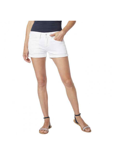 Pepe Jeans Siouxie Denim Woman Short