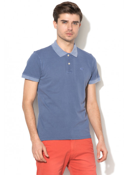 PEPE JEANS YEW POLO BLUE MAN