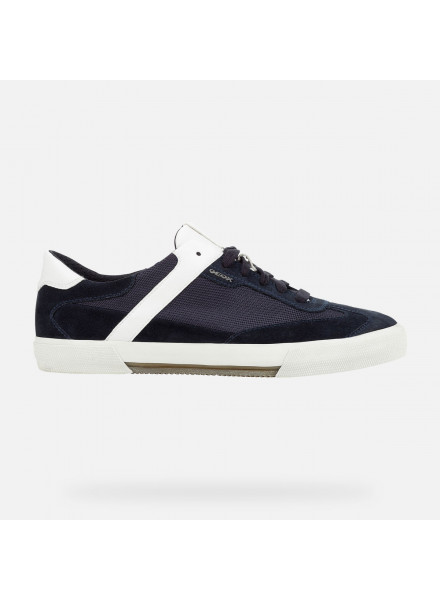 Geox Kaven Navy Man Shoes