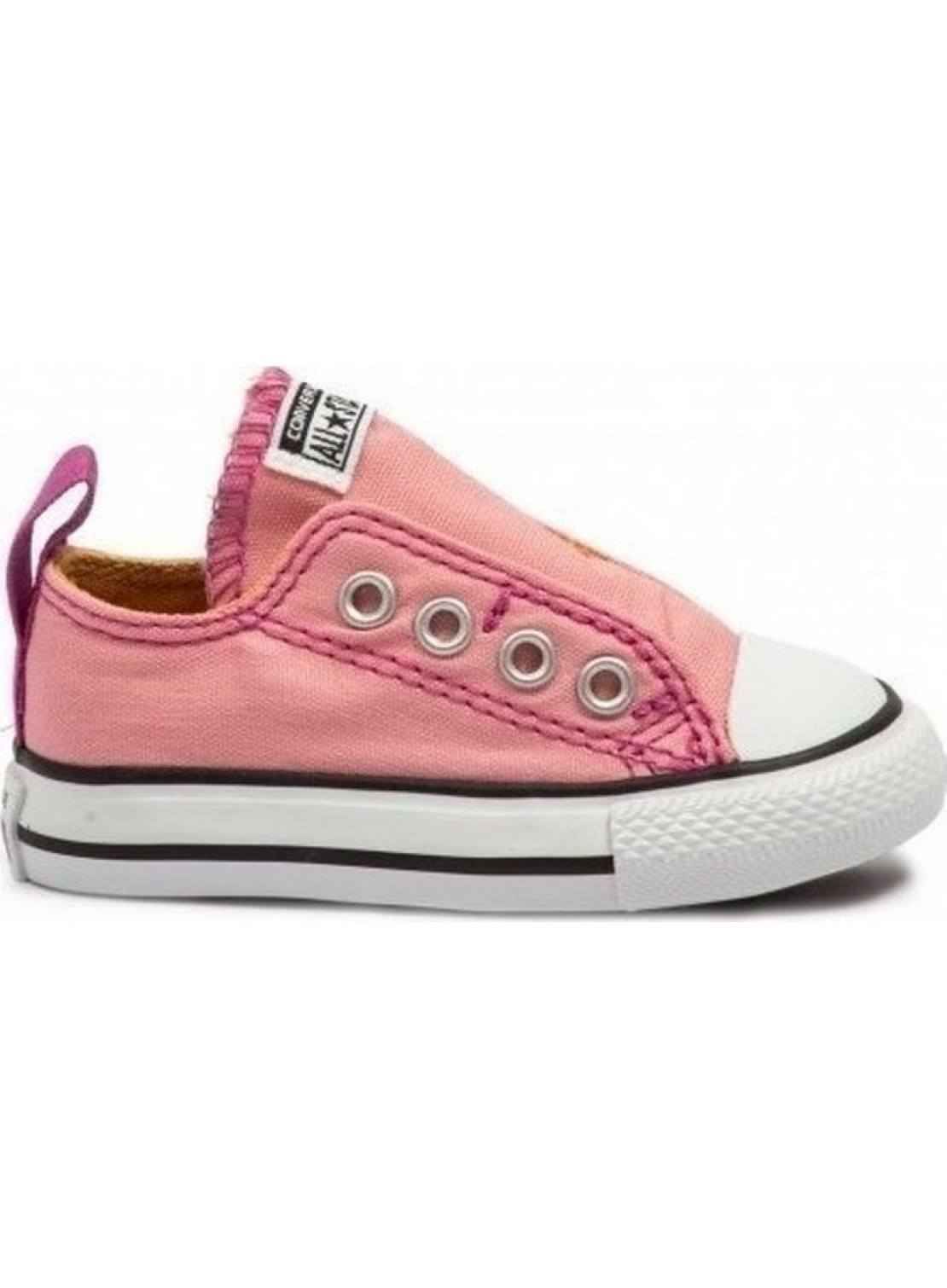 converse all star rosas niña