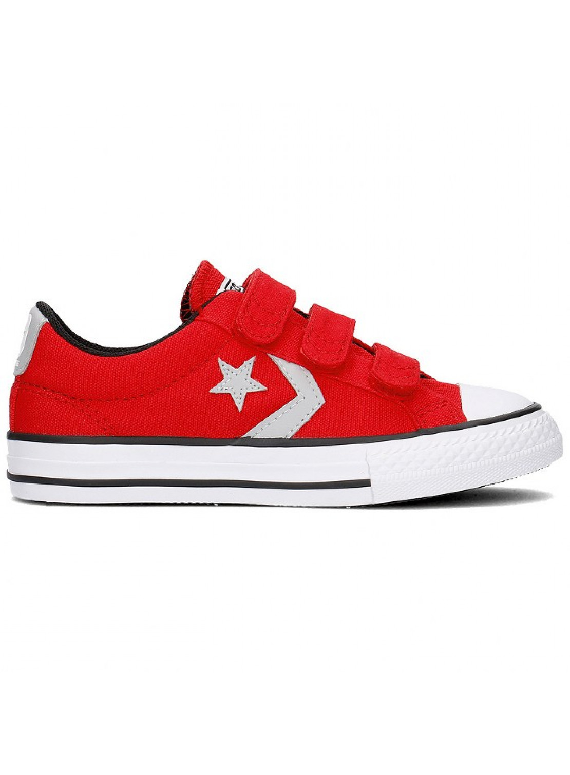 all star converse plataforma niña