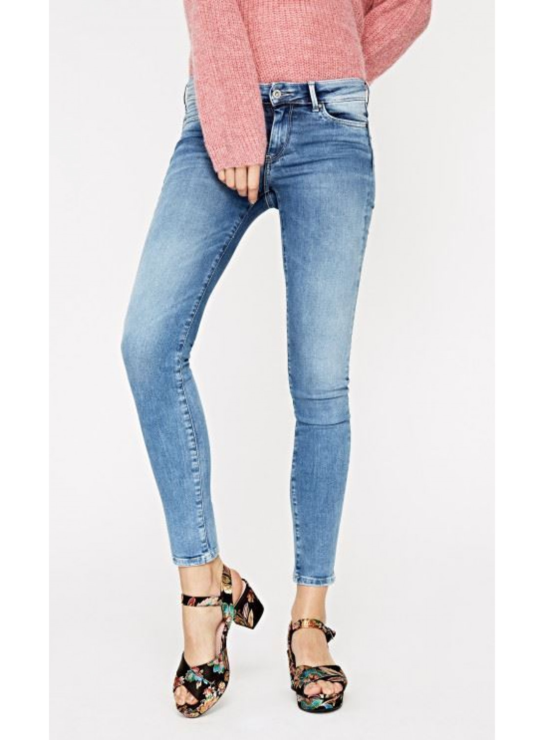 Tejanos Pepe Jeans Pixie Mujer