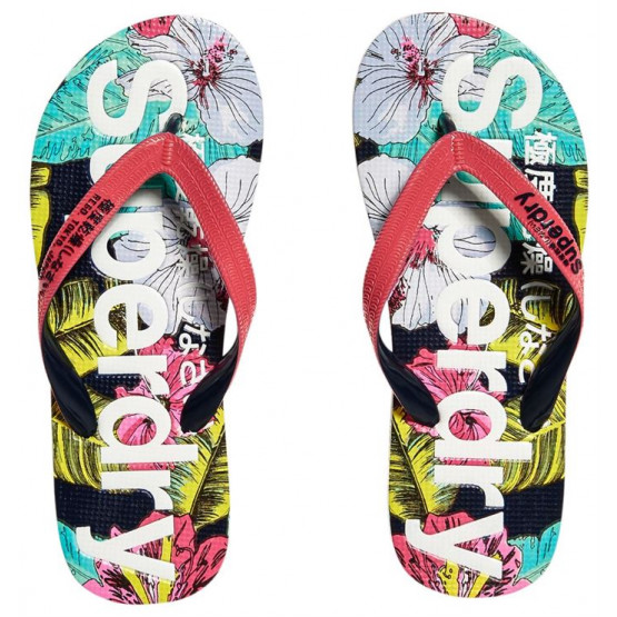 Chanclas Superdry Aop Pop Hibisc