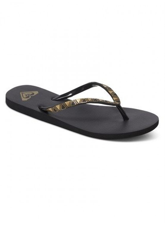 Chanclas Molded J  Blk Roxy