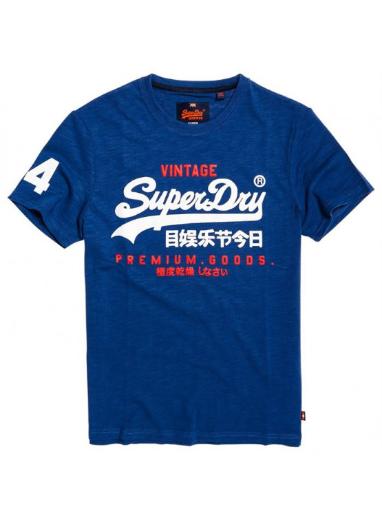 Camiseta Superdry Premium Goods