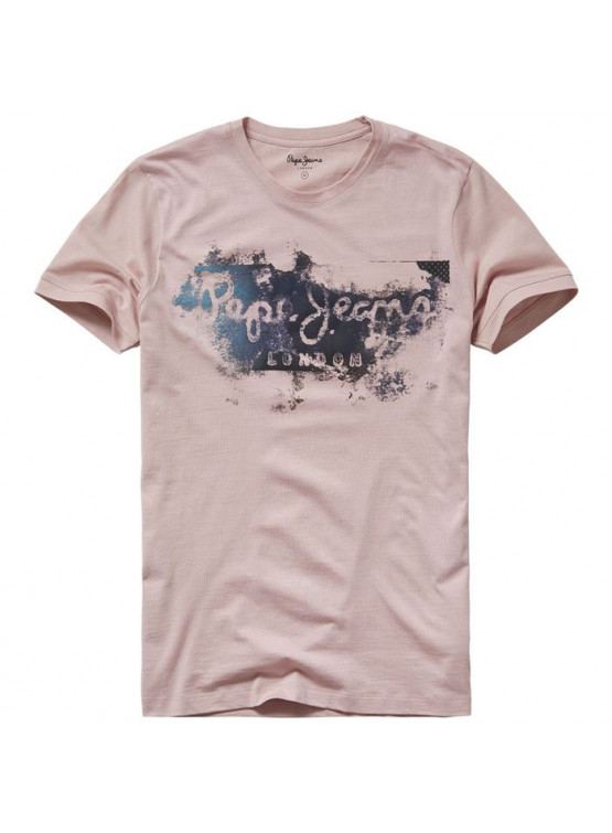 Camiseta Pepe Jeans Goodge Bleach Pin