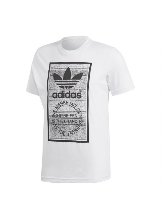 Camiseta Adidas Traction Tongue