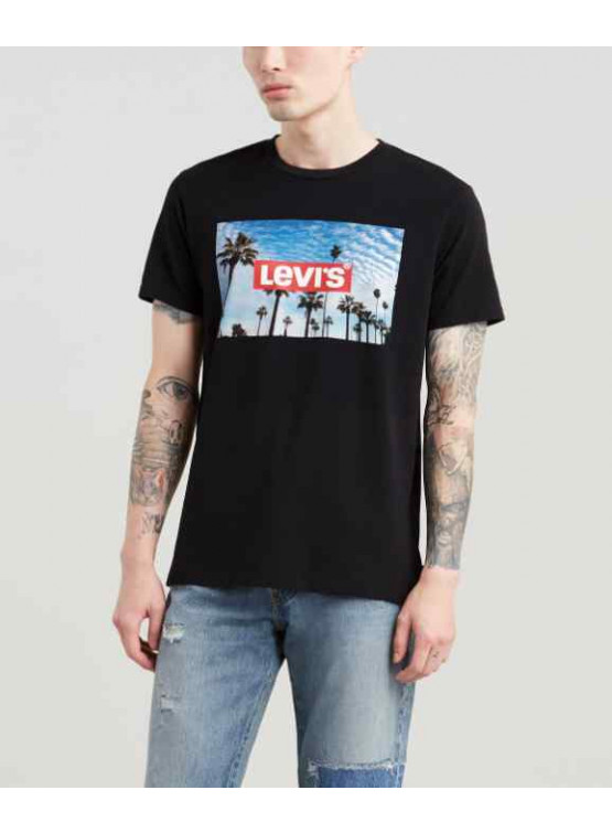 Camiseta Levis Graphic Setin Neck 2