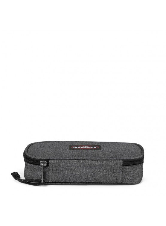 Estuche Eastpak Oval Single Black Denim