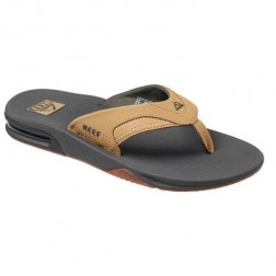 Chanclas Reef Fanning Charcor/Ta