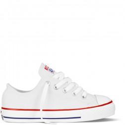 ZAPATILLAS CONVERSE CHUCK TAYLOR ALL STAR BLANCAS JUNIOR