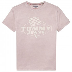 CAMISETA TOMMY HILFIGER FINISH LINE VIOLET ICE