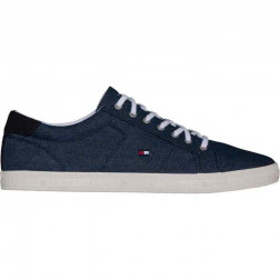 ZAPATO TOMMY HILFIGER LONG LACE MIDNIGHT HOMBRE