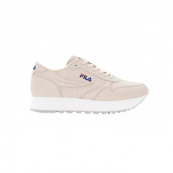 Zapatillas Fila Orbit Zeppa Low Rosa