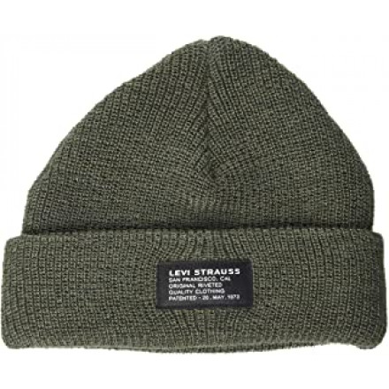 GORRO LEVIS CROPPED NO HORSE PULL PATCH