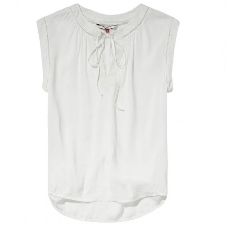Blusa Tommy Hilfiger Romantic Snow White