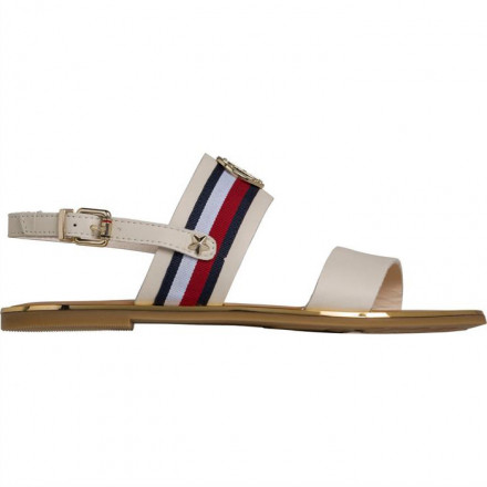 Sandalias Tommy Hilfiger Corporate Ri Whisper Wh