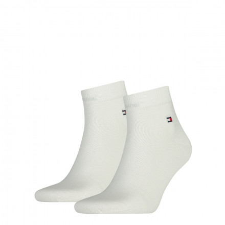 Calcetines Tommy Hilfiger Quarter White