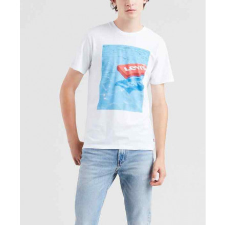 Camiseta Levis Graphic Setin Neck 5