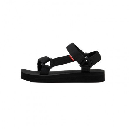 CHANCLA LEVI'S CADYS BLACK LOW MUJER